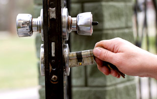locking systems repaired