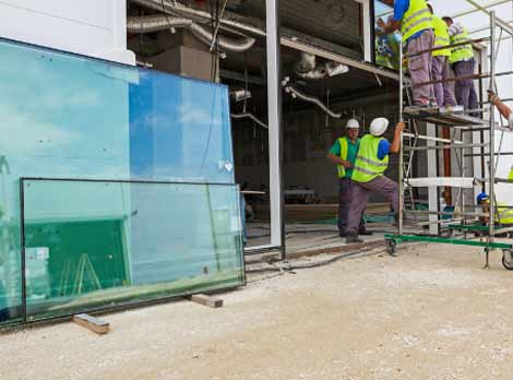 Commercial Glaziers