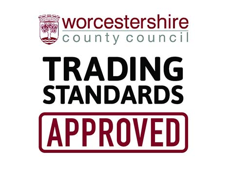 worcestershire county council trading standards approved